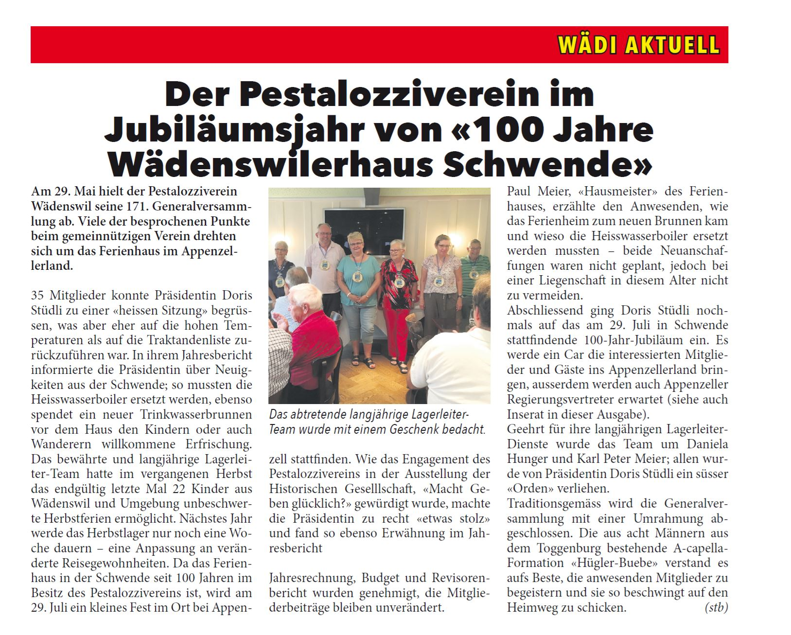 100yearsWaediAnzeiger